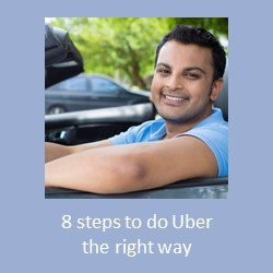 Ride sharing: Uber driver case study: How to do Uber the right way
